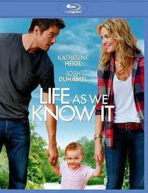 Life As We Know It - (Region A Import Blu-ray Disc)