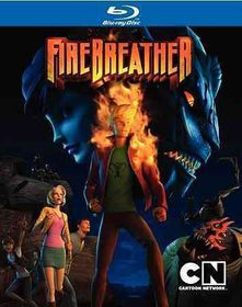 Firebreather - (Region A Import Blu-ray Disc)