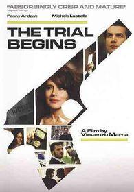 Trial Begins - (Region 1 Import DVD)