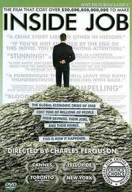 Inside Job - (Region 1 Import DVD)