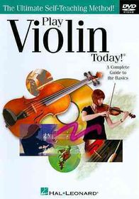 Play Violin Today - (Region 1 Import DVD)