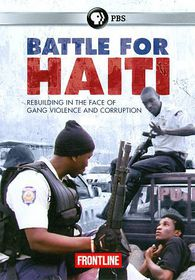 Frontline:Battle for Haiti Rebuilding - (Region 1 Import DVD)