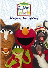 Elmo's World:Penguins and Animal Frie - (Region 1 Import DVD)