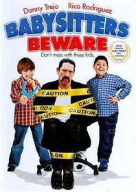 Babysitters Beware - (Region 1 Import DVD)