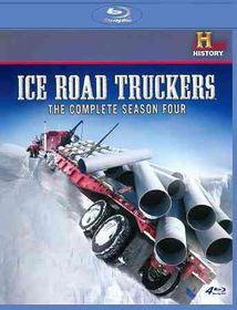Ice Road Truckers:Complete Season 4 - (Region A Import Blu-ray Disc)