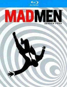 Mad Men Season 4 - (Region A Import Blu-ray Disc)