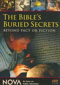 Bible's Buried Secrets - (Region 1 Import DVD)