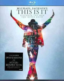 Michael Jackson:This is It - (Region A Import Blu-ray Disc)