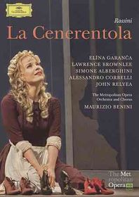 Rossini:Le Cenerentola - (Region 1 Import DVD)