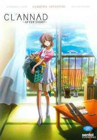 Clannad:After Story Comp Collection - (Region 1 Import DVD)