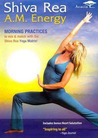 Shiva Rea:Am Energy - (Region 1 Import DVD)