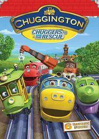 Chuggington:Chuggers to the Rescue - (Region 1 Import DVD)