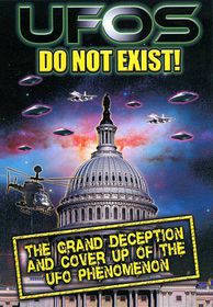 Ufos Do Not Exist Grand Deception Cov - (Region 1 Import DVD)