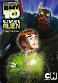 Ben 10 Ultimate Alien:Power Struggle - (Region 1 Import DVD)
