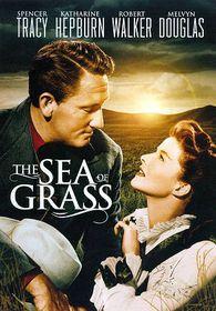 Sea of Grass - (Region 1 Import DVD)