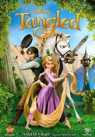 Tangled - (Region 1 Import DVD)