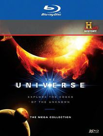 Universe:Complete Series Megaset - (Region A Import Blu-ray Disc)