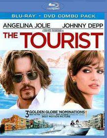 Tourist (Bluray/DVD Combo) - (Region A Import Blu-ray Disc)
