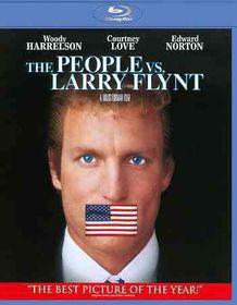People Vs Larry Flynt - (Region A Import Blu-ray Disc)
