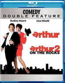 Arthur/Arthur 2:on the Rocks - (Region A Import Blu-ray Disc)