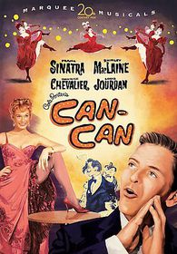 Can Can - (Region 1 Import DVD)