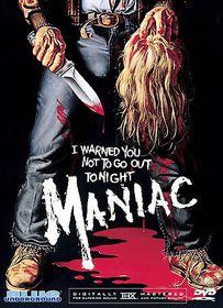 Maniac - (Region 1 Import DVD)