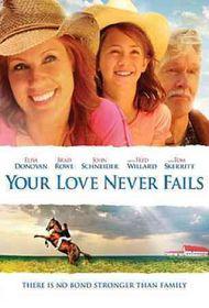 Your Love Never Fails - (Region 1 Import DVD)