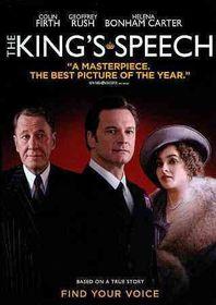King's Speech - (Region 1 Import DVD)