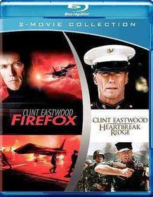 Heartbreak Ridge/Firefox - (Region A Import Blu-ray Disc)