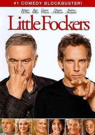 Little Fockers - (Region 1 Import DVD)