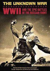 Unknown War:World War II and the Epic - (Region 1 Import DVD)
