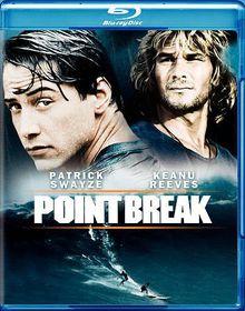 Point Break - (Region A Import Blu-ray Disc)