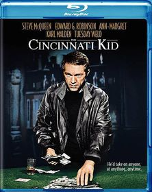 Cincinnati Kid - (Region A Import Blu-ray Disc)