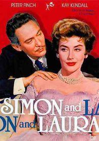 Simon and Laura - (Region 1 Import DVD)