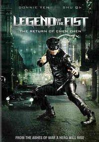 Legend of the Fist:Return of Chen Zhe - (Region 1 Import DVD)