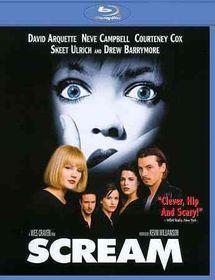 Scream 1 - (Region A Import Blu-ray Disc)