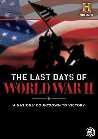 Last Days of World War II - (Region 1 Import DVD)