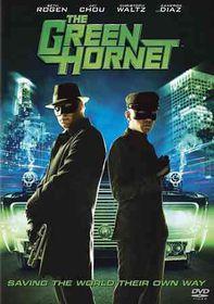 Green Hornet - (Region 1 Import DVD)