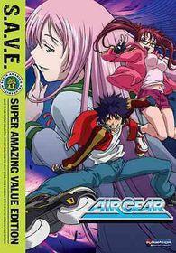 Air Gear:Complete Box Set (Save) - (Region 1 Import DVD)