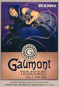 Gaumont Treasures Vol 2:1908-1916 - (Region 1 Import DVD)