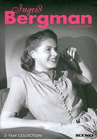 Ingrid Bergman:Swedish Film Collection - (Region 1 Import DVD)