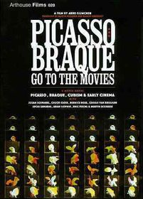 Picasso and Braque Go to the Movies - (Region 1 Import DVD)