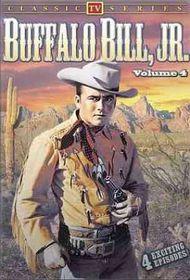Buffalo Bill Jr Vol 4 - (Region 1 Import DVD)