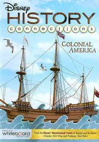 Disney History Connections:Colonial a - (Region 1 Import DVD)