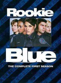 Rookie Blue:Complete First Season - (Region 1 Import DVD)