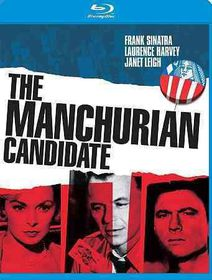 Manchurian Candidate - (Region A Import Blu-ray Disc)