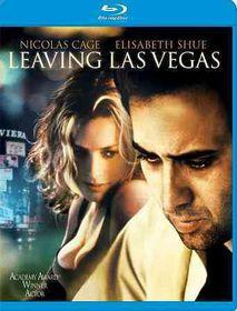 Leaving Las Vegas - (Region A Import Blu-ray Disc)