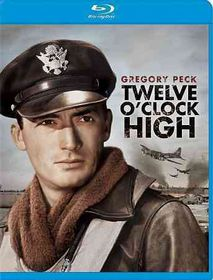 Twelve O'clock High - (Region A Import Blu-ray Disc)