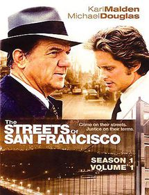 Streets of San Francisco:First Sea V - (Region 1 Import DVD)