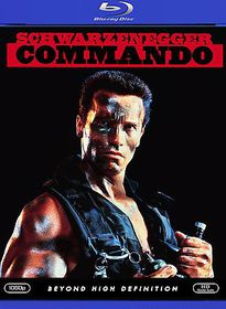 Commando - (Region A Import Blu-ray Disc)